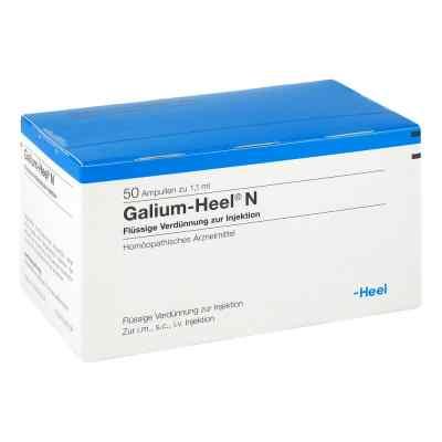Galium Heel N Ampullen  bei versandapo.de bestellen