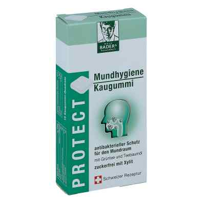 Baders Protect Gum Mundhygiene Kaugummi  bei versandapo.de bestellen
