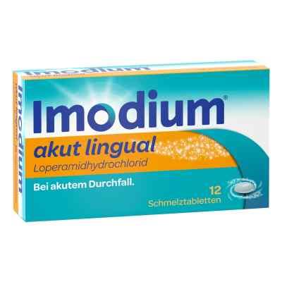 Imodium akut lingual  bei versandapo.de bestellen