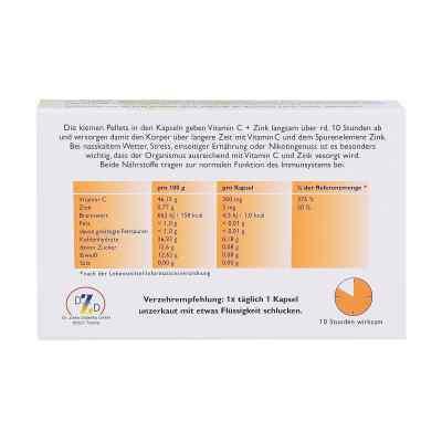 Vitamin C 300 + Zink 5 retard Kapseln  bei versandapo.de bestellen