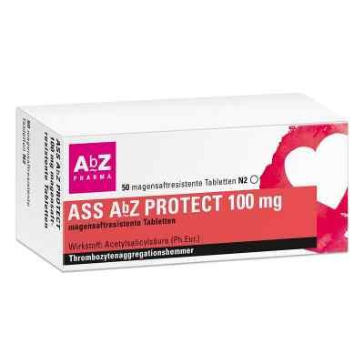 ASS AbZ PROTECT 100mg  bei versandapo.de bestellen