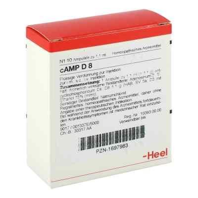 Camp D 8 Ampullen  bei versandapo.de bestellen