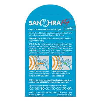 Sanohra fly für Erwachsene  Ohrenschutz  bei versandapo.de bestellen
