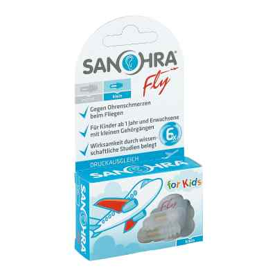 Sanohra fly Ohrenschutz für Kinder   bei versandapo.de bestellen