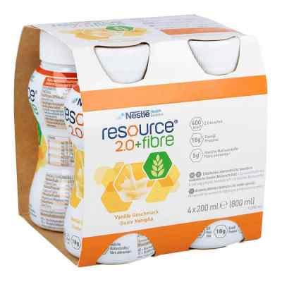 Resource 2.0+fibre Vanille  bei versandapo.de bestellen