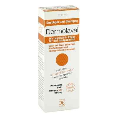 Dermolaval Duschgel+shampoo für d.Hautpatienten  bei versandapo.de bestellen