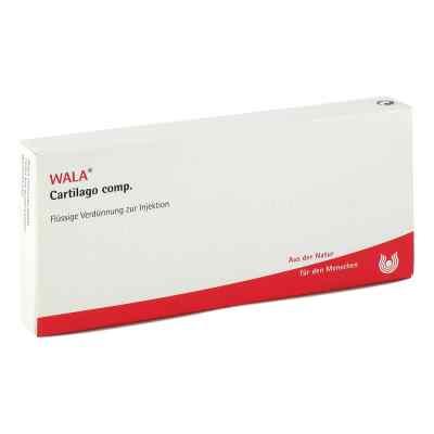 Cartilago Comp.ampullen  bei versandapo.de bestellen