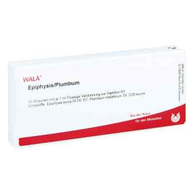 Epiphysis/ Plumbum Ampullen  bei versandapo.de bestellen