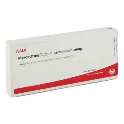 Mesenchym/ Calcium Carb. Comp. Ampullen  bei versandapo.de bestellen