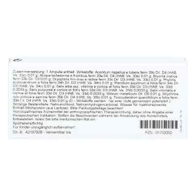 Salix Rhus Comp. Ampullen  bei versandapo.de bestellen