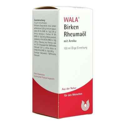 Birken Rheumaöl mit Arnika  bei versandapo.de bestellen