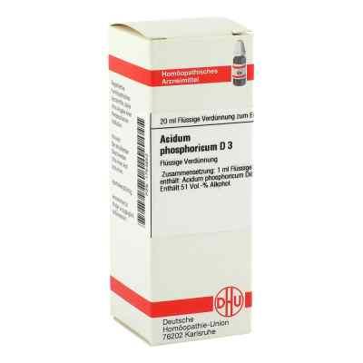 Acidum Phosphoricum D 3 Dilution  bei versandapo.de bestellen
