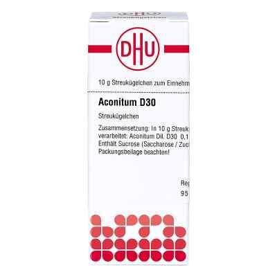 Aconitum D 30 Globuli  bei versandapo.de bestellen