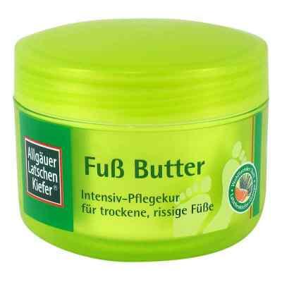 Allgäuer Latschenk. Fuss Butter Creme  bei versandapo.de bestellen
