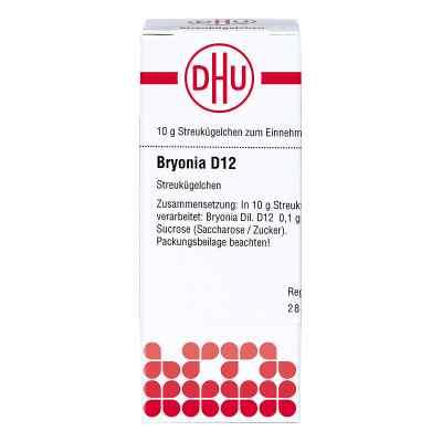 Bryonia D 12 Globuli  bei versandapo.de bestellen