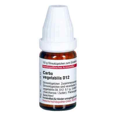 Carbo Vegetabilis D 12 Globuli  bei versandapo.de bestellen