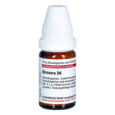 Drosera D 6 Globuli  bei versandapo.de bestellen
