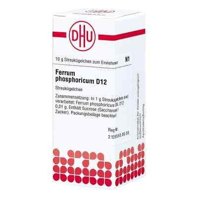 Ferrum Phosphoricum D 12 Globuli  bei versandapo.de bestellen