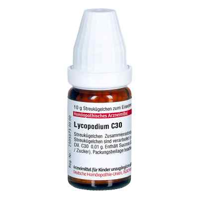 Lycopodium C 30 Globuli  bei versandapo.de bestellen