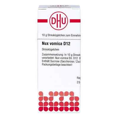 Nux Vomica D 12 Globuli  bei versandapo.de bestellen
