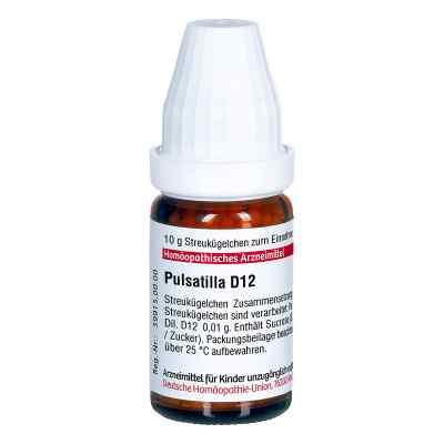 Pulsatilla D 12 Globuli  bei versandapo.de bestellen