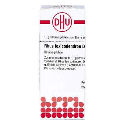 Rhus Tox. D 6 Globuli  bei versandapo.de bestellen