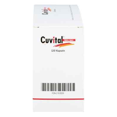 Cuvital Alpha Lipon Kapseln  bei versandapo.de bestellen