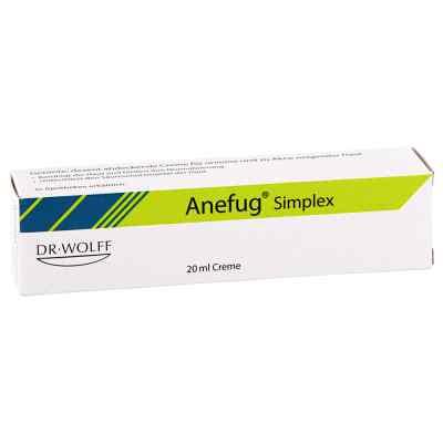 Anefug simplex Creme  bei versandapo.de bestellen