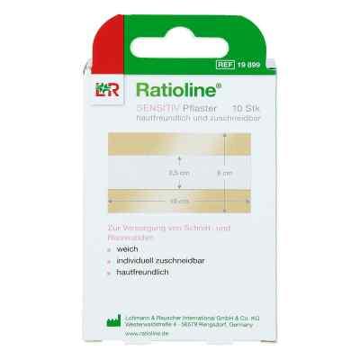 Ratioline sensitive Wundschnellverband 6 cmx1 m  bei versandapo.de bestellen