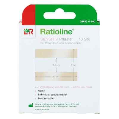 Ratioline sensitive Wundschnellverband 8 cmx1 m  bei versandapo.de bestellen