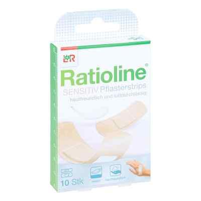Ratioline sensitive Pflasterstrips in 2 Grössen  bei versandapo.de bestellen