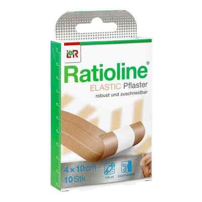 Ratioline elastic Wundschnellverband 4 cmx1 m  bei versandapo.de bestellen