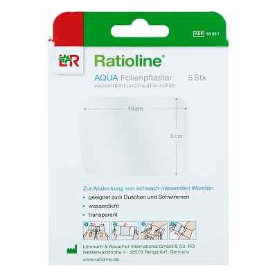Ratioline aqua Duschpflaster 8x10 cm  bei versandapo.de bestellen