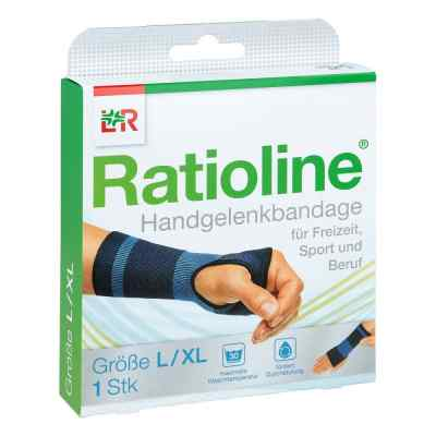 Ratioline active Handgelenkbandage Größe l/xl  bei versandapo.de bestellen
