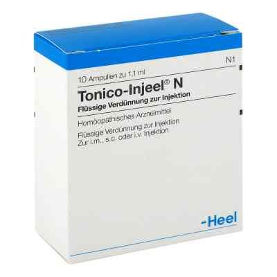 Tonico Injeel N Ampullen  bei versandapo.de bestellen