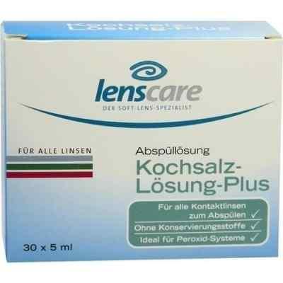 Lenscare Kochsalzlösung Plus  bei versandapo.de bestellen