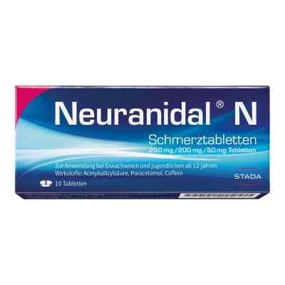 Neuranidal N Schmerztabletten  bei versandapo.de bestellen