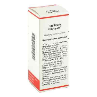 Basilicum Oligoplex Liquidum  bei versandapo.de bestellen
