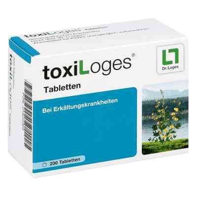 Toxi Loges Tabletten  bei versandapo.de bestellen