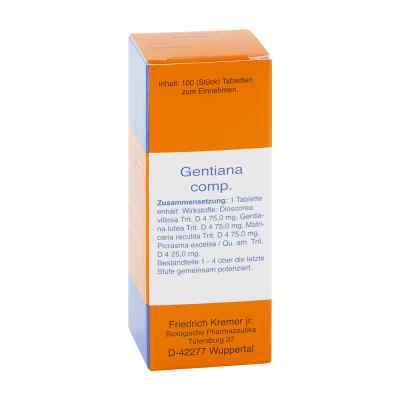 Gentiana Comp. Tabletten  bei versandapo.de bestellen