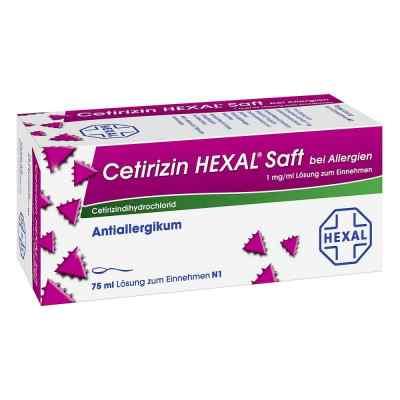 Cetirizin HEXAL bei Allergien 1mg/ml  bei versandapo.de bestellen