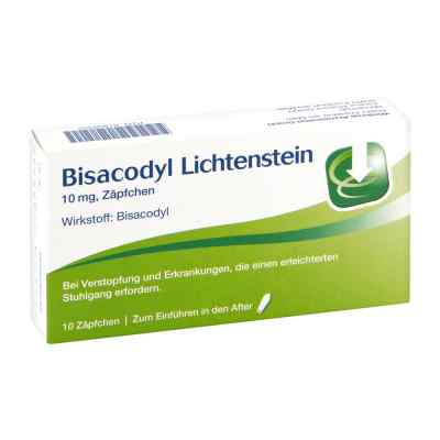 Bisacodyl Lichtenstein 10mg  bei versandapo.de bestellen
