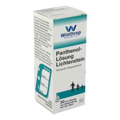 Panthenol-Lösung Lichtenstein  bei versandapo.de bestellen