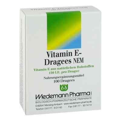 Vitamin E Dragees Nem  bei versandapo.de bestellen