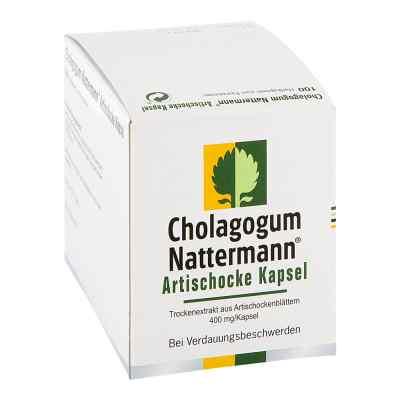 Cholagogum Nattermann Artischocke  bei versandapo.de bestellen