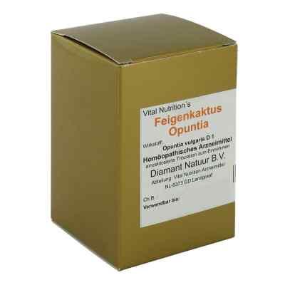 Feigenkaktus Opuntia Kapseln  bei versandapo.de bestellen
