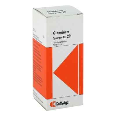 Synergon 29 Glonoinum Tropfen  bei versandapo.de bestellen