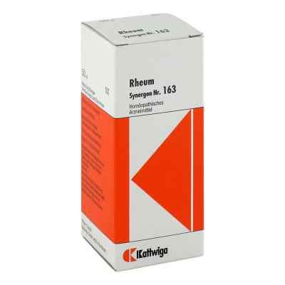 Synergon 163 Rheum Tropfen  bei versandapo.de bestellen