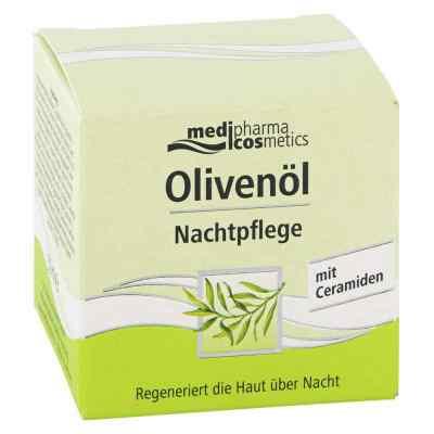 Olivenöl Nachtpflege Creme  bei versandapo.de bestellen