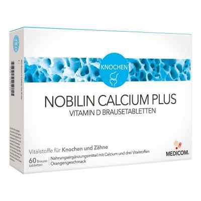 Nobilin Calcium Plus Vitamin D Brausetabletten  bei versandapo.de bestellen